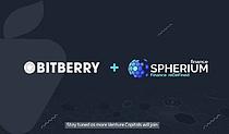 비트베리, 올인원 디파이 플랫폼 '스페리움'과 파트너쉽 체결