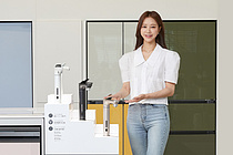 삼성 비스포크 정수기 3개월새 1만대