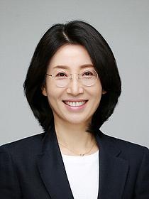 박수자 부산교대 총장 취임식