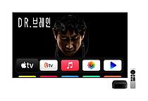 SK브로드밴드, 내달 4일 애플 TV 4K 출시