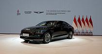 제네시스 'G80 전기차', 'G20 발리 정상회의' 공식 VIP 차량 선정