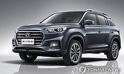 투싼·ix35에 엔씨노까지 합류… 현대차 SUV, 중국서 고속행진
