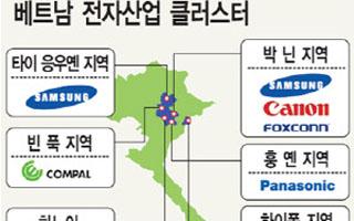 베트남 경제 이끄는 삼성-LG… 한국보다 더 많은 16만명이